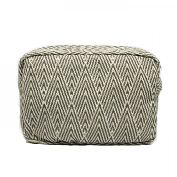 Toiletry bag Herringbone L