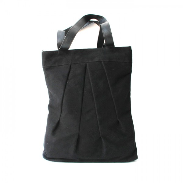 Canvas bag Split L