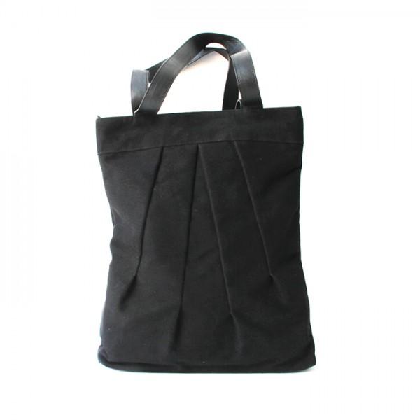 Canvas bag Split L