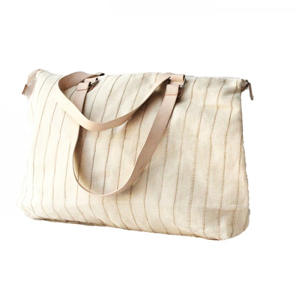 Big bag jute L natural