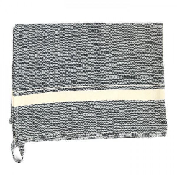 Teatowel Gray-white