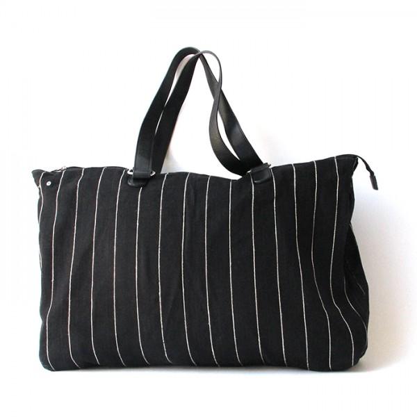 Big bag jute M black