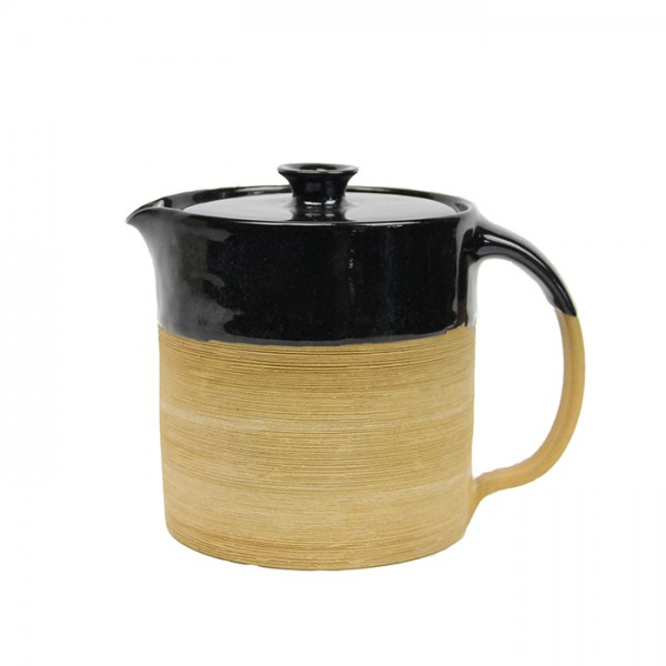 Teapot wired Black